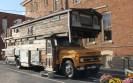 Bob Waldmire bus. Pontiac Route 66 Museum. Pontiac, IL