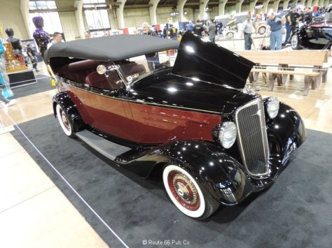 America's Most Beautiful Roadster 2014 Winner