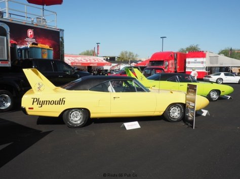 Barrett Jackson Side View Superbird