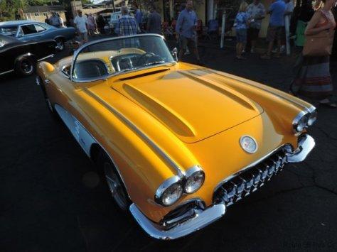 Corvette at Encinitas