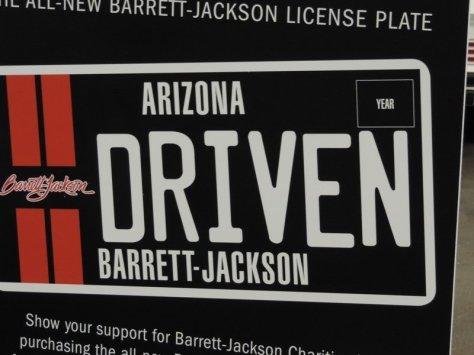 FAST AZ license plate