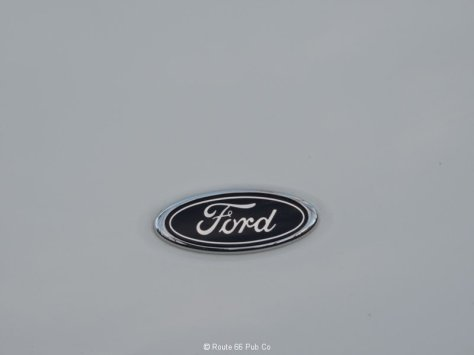 Ford GT with Ford Emblem