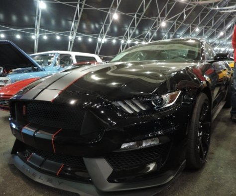 GMG GT350 Low
