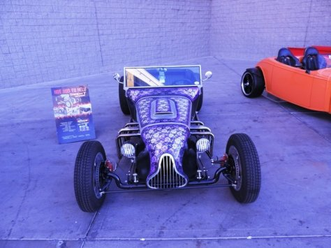 27 Ford Front End