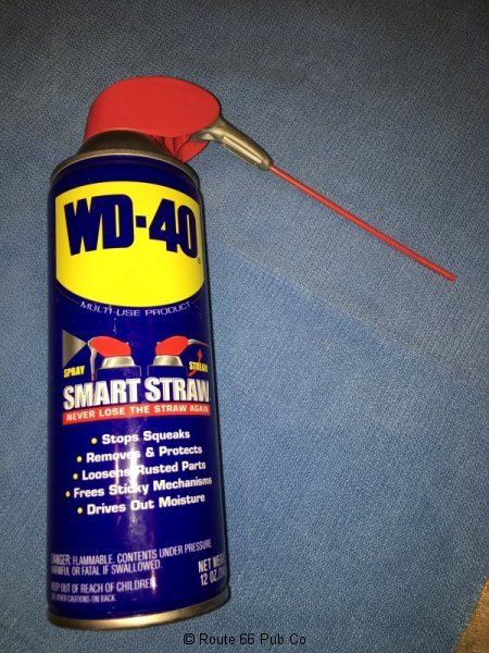 WD-40 Smart Straw extended