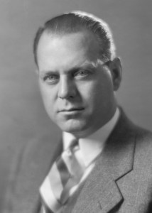 Portrait of Harley Earl