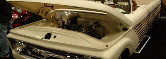 eBay Motors Guest blog Wyotech Ford Roadster at SEMA