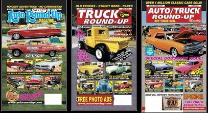 Auto Round-Up