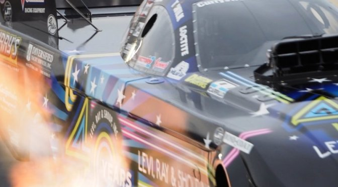 Got Flames – NHRA's Arizona Nationals