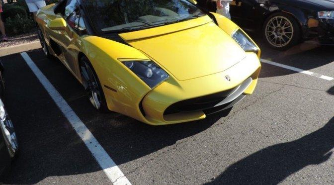 Lamborghini 5-95 Zagato Supercar