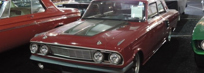 Afterburner Ford Fairlane by Ring Brothers at Barrett-Jackson