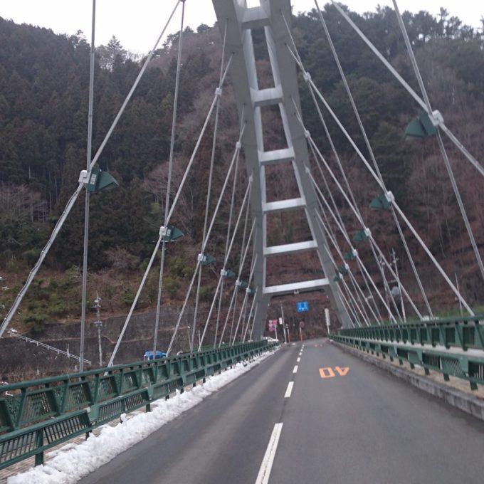 奥多摩 三頭橋
