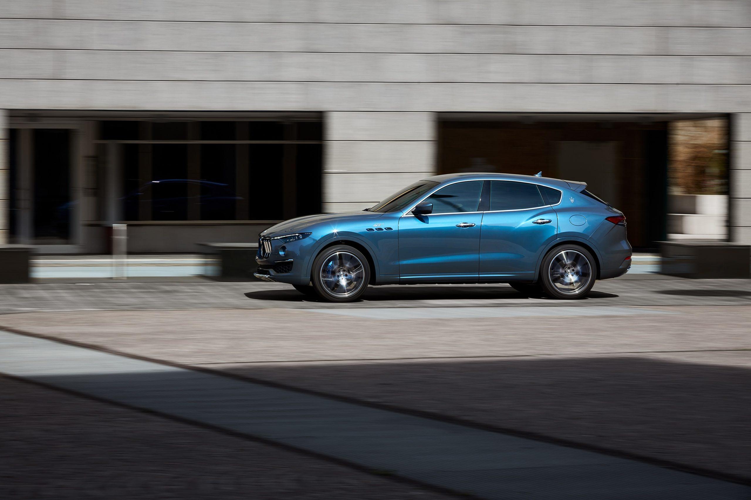 Maserati Levante Hybrid : Soon to arrive 'Affordable Maserati'?