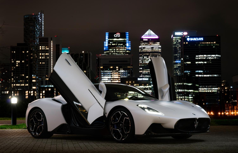 Automotive Three Way – Maserati vs Jaguar vs Mazda