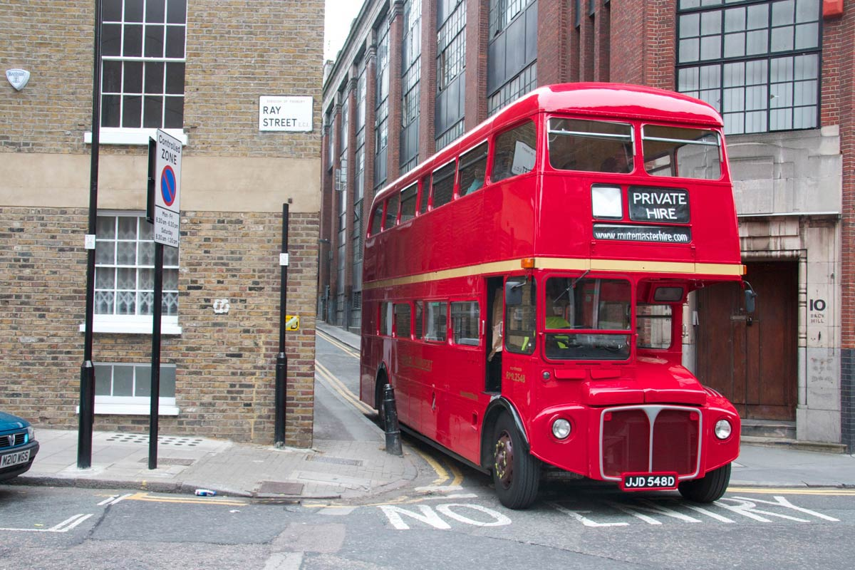 Vintage Red Bus Hire Double Decker Bus Hire  London Red