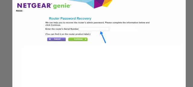 How to reset forgotten NETGEAR Router Password? - Router Login