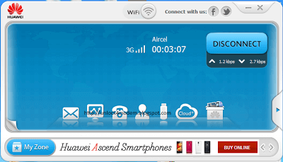 Huawei WiFi Mobile Partner for Routers and Dongles