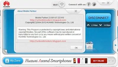 Huawei wifi partner software