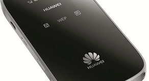 Huawei E589u-12 WiFi Mobile Router