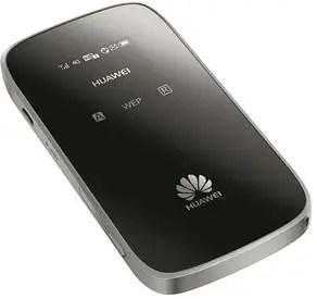 Huawei E589u-12 WiFi Mobile Router Gateway