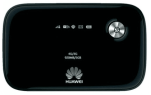 huawei e5776 4g mobile wifi router gateway