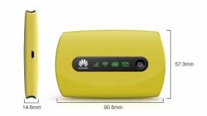 HUAWEI E5221 3G PA+ Mobile Hotspot