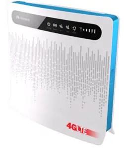 Airtel 4G LTE indoor WiFi gateway - multi-mode Huawei B593