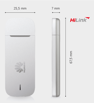 Dimension of Huawei E3331