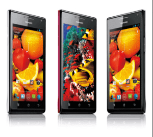 HUAWEI ASCEND P1 (HUAWEI U9200 Smart Phone)