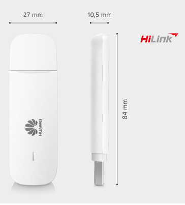Huawei E3531 dimension