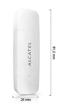 Alcatel Onetouch X600- 21.6 Mbps USB Modem