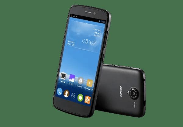 Gionee Ctrl V5 phone