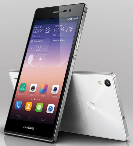 Huawei Ascend P7 Android KitKat 13 MP SmartPhone