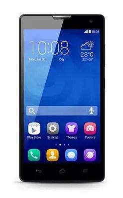 Huawei Honor 3C Smartphone MTK6582 Quad Core 5 Inch HD OGS Screen 8MP AF Camera