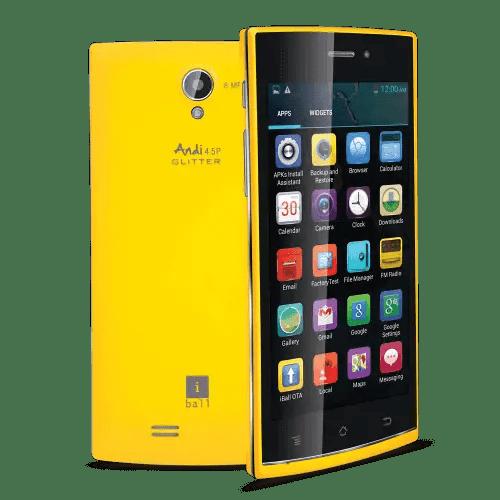 Iball Andi 4.5P Glitter Smartphone