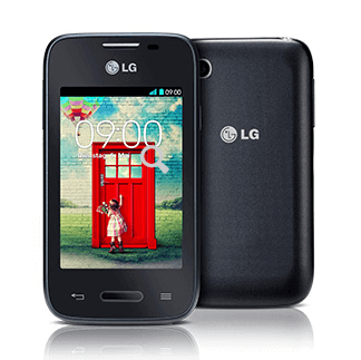 LG L35 smartphone
