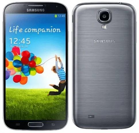 Samsung Galaxy S4 Value Edition Smartphone