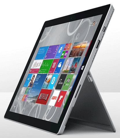 Surface Pro 3 - a new tablet from microsoft to replace laptop