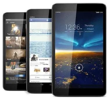 Vodafone Smart Tab 4 Tablet