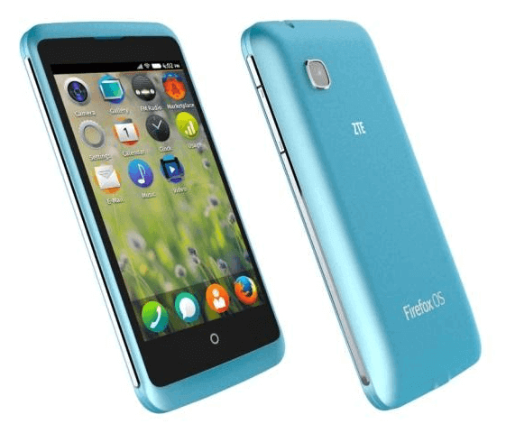ZTE Open C Firefox OS Smartphone