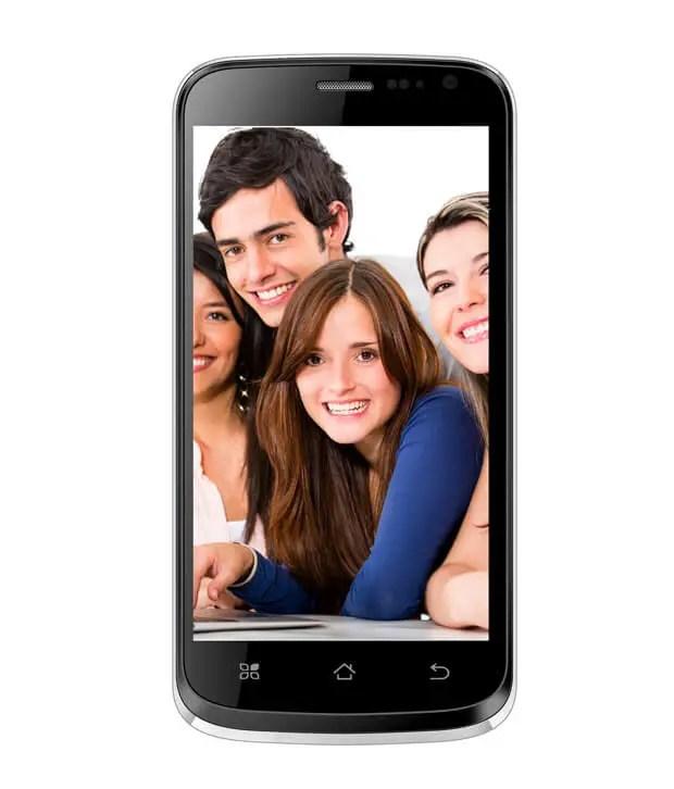 Celkon Campus A125 Dual SIM Smartphone