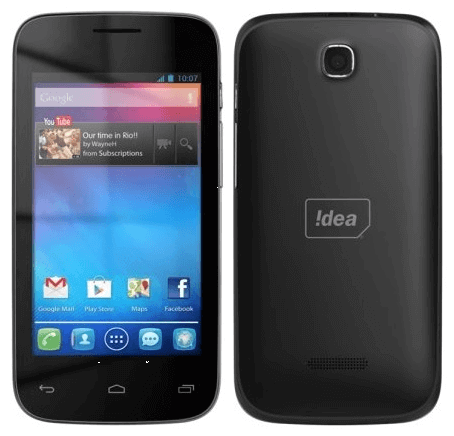 Idea ID 4000 3G Smartphone
