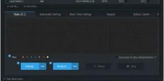 Iobit Smart Defrag 3 - A freeware Defragmentation Tool for Windows OS