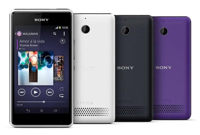 Sony Xperia E1 Smartphone