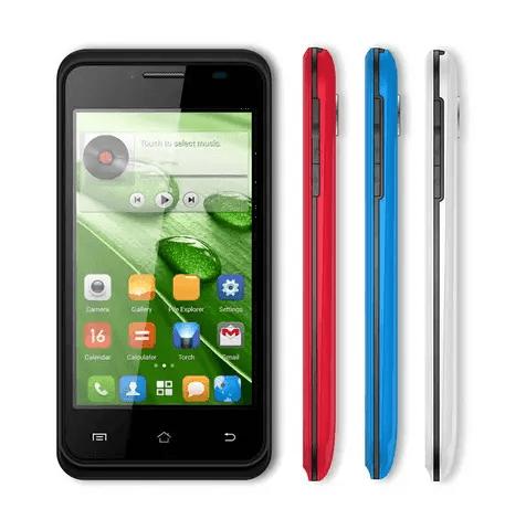 Swipe Konnect 4E Dual-SIM Android Smartphone