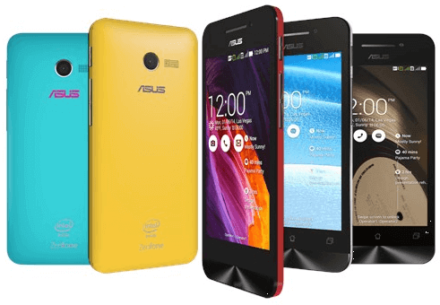 ASUS ZenFone 4 4-inches Jelly Bean Smartphone