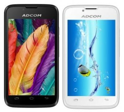 Adcom Thunder A430+ with 3G Support Launched in India