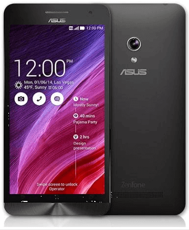 Asus ZenFone 5 LTE Android Smartphone in Taiwan