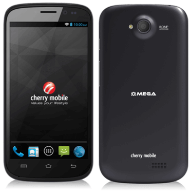 Cherry Mobile Omega Spectrum Firmware Software Android 4.4 KitKat Update