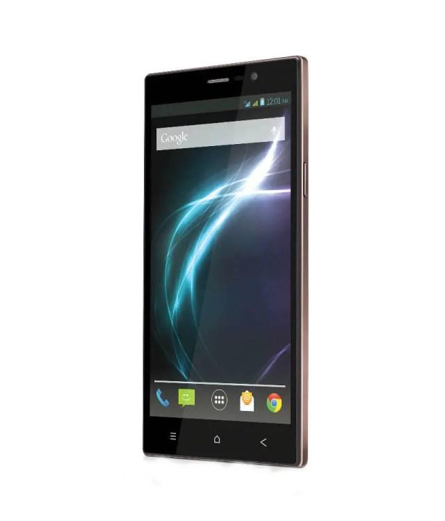 Lava Magnum X604 KitKat SmartPhone in India
